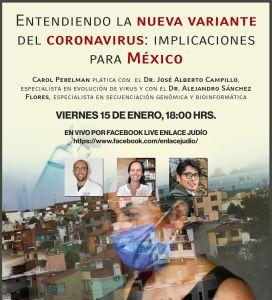 Entendiendo la nueva variante del coronavirus: implicaciones para México