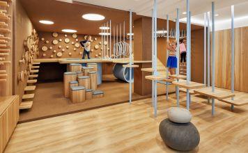 El despacho de diseño Sulkin Askenazi fue finalista en la categoría Interiorismo de ODA 2020, por su diseño de la Nia School.