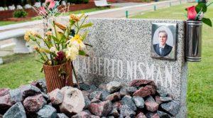 """En el 6° aniversario del fallecimiento de Alberto Nisman, la AMIA renovó su reclamo de """"verdad y justicia"""", y exigió el total esclarecimiento de su muerte"""