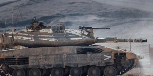 Israel ataca sitios de Hamás tras cohete disparado desde Gaza