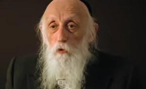 El rabino Abraham Twerski