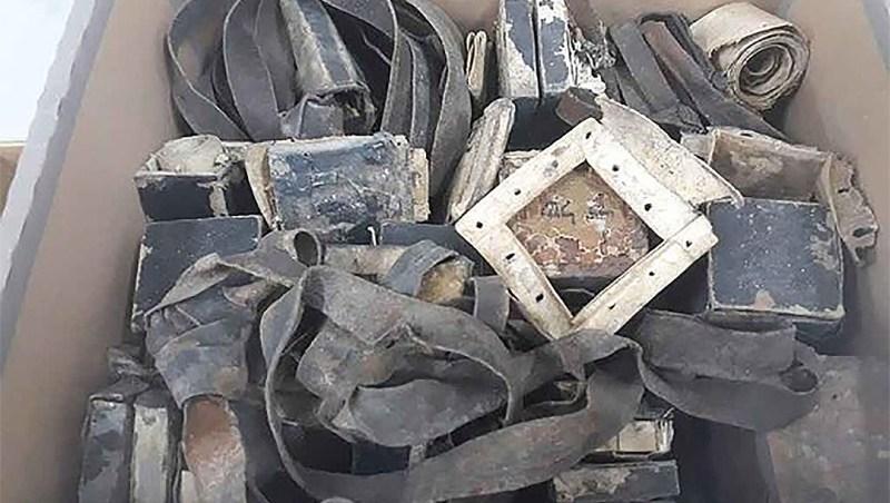 La ciudad de Varsovia acusó a un museo israelí del Holocausto de estar involucrado en el contrabando desde Polonia de artefactos de oración judíos