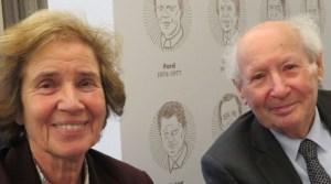 Arno Klarsfeld, hijo del Holocausto francés Serge Klarsfeld, dijo que un cordero en un matadero es lo mismo que un judío que llega a la cámara de gas