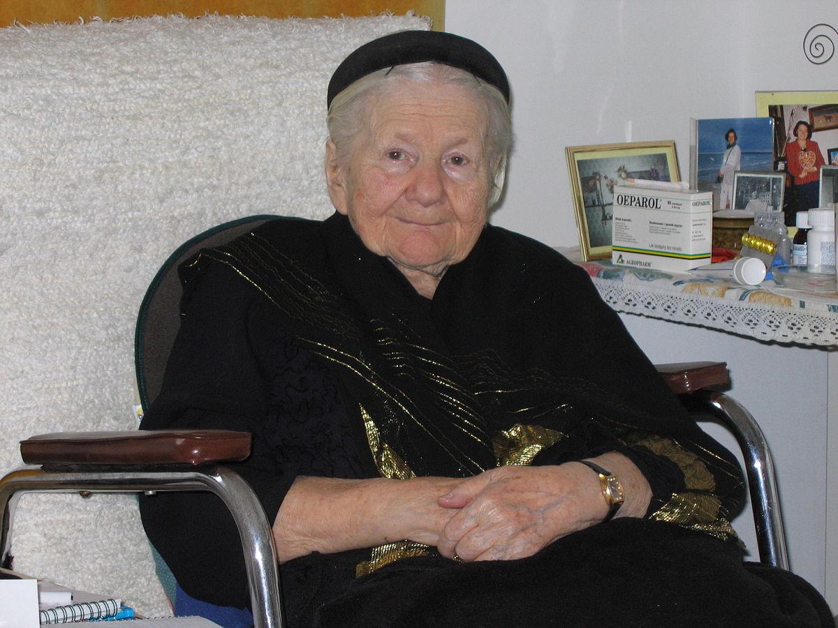 """Irena Sendler también conocida como """"El Ángel del Gueto de Varsovia"""" nació en Otwock, cerca de Varsovia, hace 111 años, el 15 de febrero de 1910."""