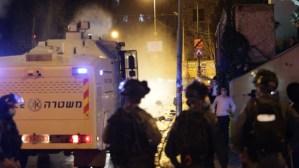 Choque entre ultraortodoxos y policías en Mea Shearim