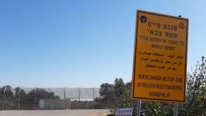 Frontera entre Israel y Siria
