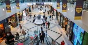 Centro comercial en Israel