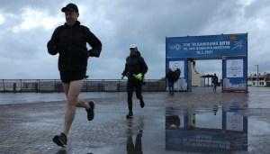 Corredores del Maratón de Tel Aviv de 2021