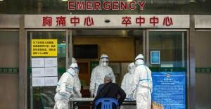 China se negó a proporcionar datos sin procesar sobre los primeros casos de COVID-19 a un equipo liderado por la OMS