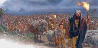 Irving Gatell nos explica cómo los egipcios habrían visto las antiguas migraciones de grupos semíticos entre ellos el pueblo de Israel