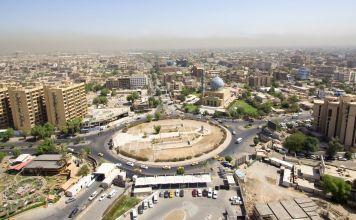 Ciudad de Bagdad, Irak