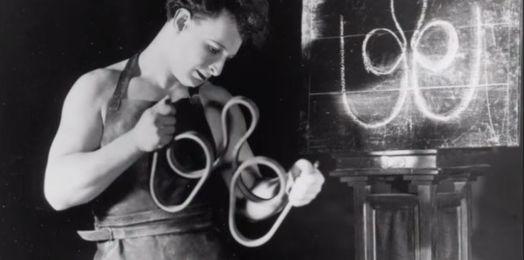 El musculoso judío que posiblemente inspiró a los creadores de Superman