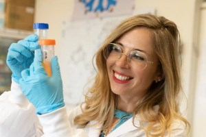 Antibiótico biológico desarrollado por la Dra. Natalia Freund de la Universidad de Tel Aviv