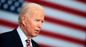 Joe Biden, presidente de EE. UU.