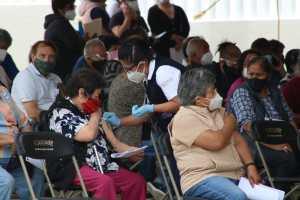 Este lunes 29 y hasta el 31 de marzo se llevará a cabo la jornada de vacunación en Huixquilucan, Estado de México, para adultos mayores de 60 años