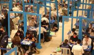 Conteo de votos en Israel