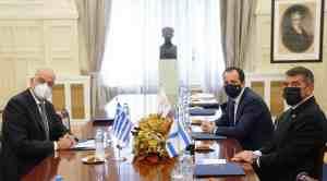 Los ministros de Relaciones Exteriores de Israel, Emiratos Árabes Unidos, Grecia y Chipre se reunirán en Paphos, Chipre el viernes