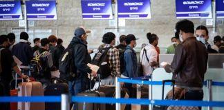Viajeros de Israel-variante india de COVID-19
