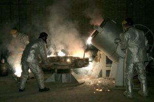 Científicos iraníes enriquecen con éxito el uranio hasta un 60% de pureza, su nivel más alto hasta el momento, declararon altos funcionarios iraníes este viernes.