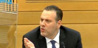 Legislador Miki Zohar: el Likud camino a la oposición