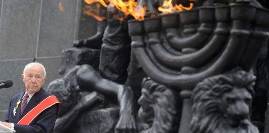 Hoy hace 78 años estalló el levantamiento del gueto de Varsovia