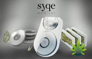 Syqe Medical, desarrolladora israelí de un inhalador de cannabis medicinal, informó que recibió permiso para comercializar con dosis medidas en Canadá