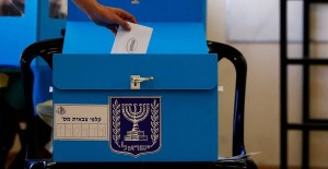 urna electoral de Israel
