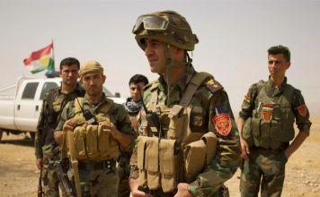Kurdistán, pidió establecer una fuerza armada conjunta formada por Peshmerga y el ejército federal de Irak contra fuerzas de ISIS