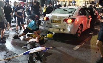 Disturbios violentos - violencia civil