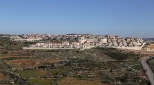 Efrat-palestinos e israelíes