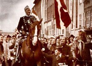 La hostilidad entre daneses y nazis continuó hasta el final de la guerra, pero la forma en la que Dinamarca se defendió, quedó para generaciones venideras