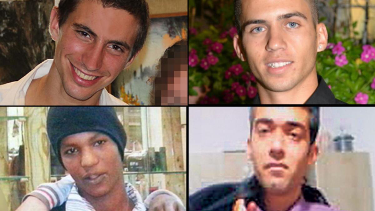 Israelíes cautivos en Gaza