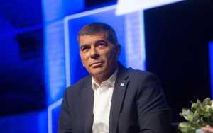 El ministro de Relaciones Exteriores de Israel, Gabi Ashkenazi, terminó su viaje diplomático a Corea del Sur tras los ataques entre Gaza y Jerusalén