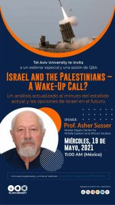Israel and the palestinians – a wake-up call?