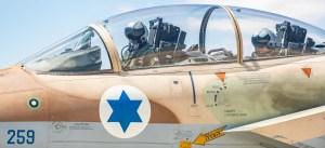 Jet de combate F-16 de Israel