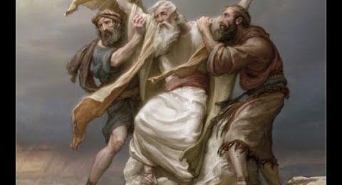 Cinco momentos en que la Torá nos pide defendernos militarmente