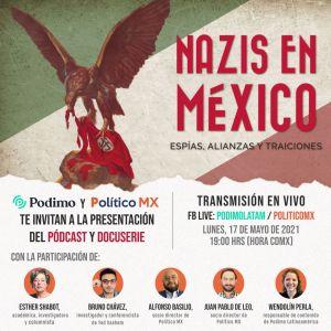 Nazis en México: espías, alianzas y traiciones
