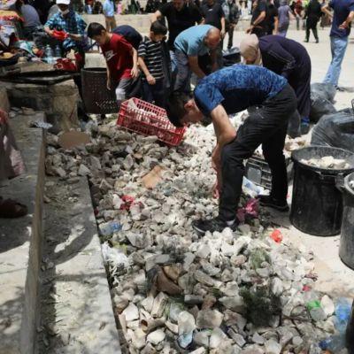 Rivlin: extremistas palestinos están convirtiendo el Monte del Templo en un alijo de armas