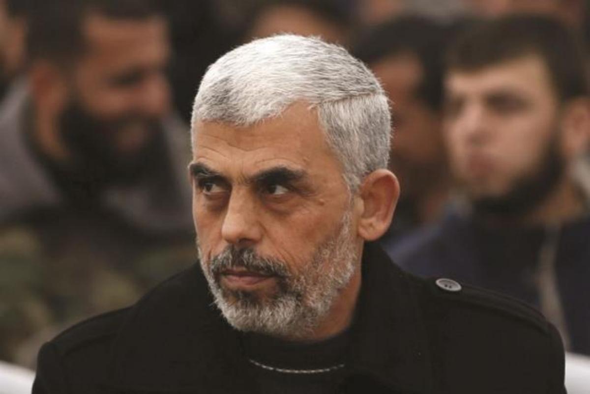 Yihya Sinwar, líder de Hamás en Gaza