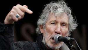 """Roger Waters, exlíder de Pink Floyd acusa a Israel de """"remoción genocida"""" de árabes que viven en el área disputada de Sheikh Jarrah"""