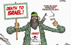 No todos los líderes de Hamás están de acuerdo en aceptar a los judíos de Israel como conversos al Islam o incluso como dhimmis....