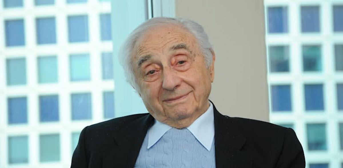 Uzia Galil, uno fundadores del ecosistema tecnológico de Israel, murió a la edad de 96 años, también fundador de Elron Electronic Industries