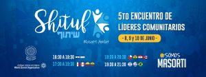 En el primer día de Shituf 2021 el presidente electo de Israel, Isaac Herzog compartió un mensaje con las comunidades Masorti de América Latina