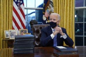 El presidente de EE. UU., Joe Biden, felicitó a Yitzhak Herzog por ser elegido como el próximo presidente de Israel el miércoles pasado