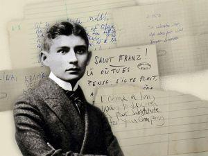 Una colección inédita de cartas, manuscritos y dibujos de Franz Kafka ahora está disponible en línea a través de la Biblioteca Nacional de Israel