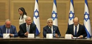 Gobierno de Naftali Bennett
