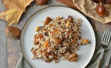 Este arroz salvaje es el acompañamiento perfecto para cualquier comida. ¡Combínalo con cualquier plato de carne o pescado!
