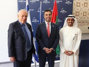 Una universidad israelí recibe a su primer estudiante de Emiratos Árabes Unidos, desde la firma de los Acuerdos de Abraham