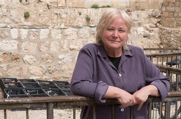 Eilat Mazar, la arqueóloga judía que descubrió el palacio del Rey David