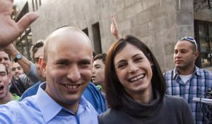 Gilat Bennett, la esposa del nuevo primer ministro de Israel